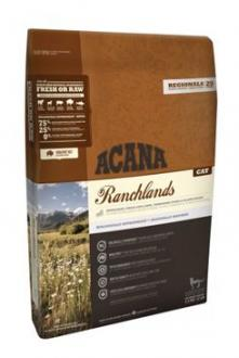 Acana Cat Ranchlands Regionals 340g